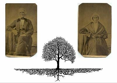 Give The Gift Of Family History - Genealogical Research Service - $25.00