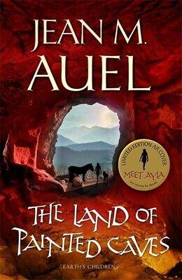 Earth's children: The land of painted caves: a novel by Jean M. Auel (Hardback)