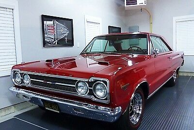 1967 Plymouth GTX Numbers Matching 1967 Plymouth GTX Numbers Matching