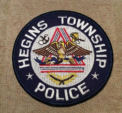 PA Hegins Twp. Pennsylvania Police Patch