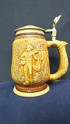 Collectable Avon Country and Western Stein