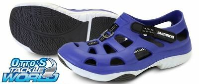 Shimano Evair Fishing Shoes Poison Blue (Women's) BRAND NEW at Otto's
