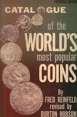 1965 Catalogue of the Worlds Most Popular Coins by Fred Reinfeld