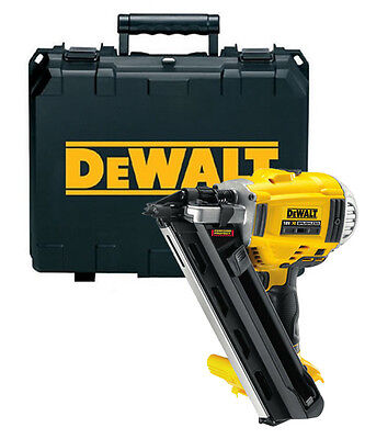 Dewalt Dcn692 Brushless Xr 18V 18Volt 1St Fix Nailer Nail Gun Body Only + Case