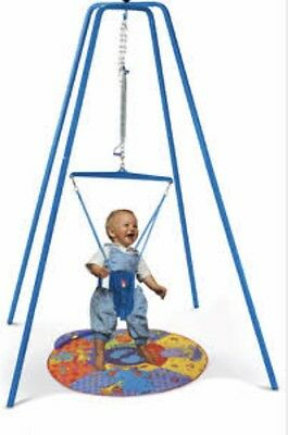 Jolly Jumper with Stand & Musical Mat! Hardly used - Pick Up North Parramatta
