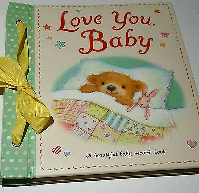 'Love You Baby' record book, New