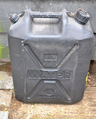 British Army 20L / 5 Gallon Jerry Can Water Can Storage Container