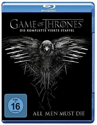 Game of Thrones Staffel 4 Blu-ray NEU OVP