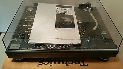 Technics 1210 mk2 Turntable Serviced with 2 year warranty