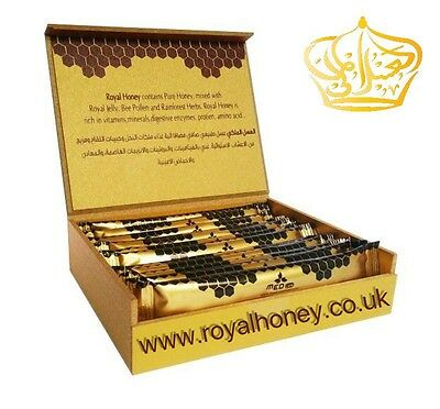 Golden ROYAL HONEY MALE ENHANCEMENT PRODUCT FOR SEXUAL WELLNESS ETUMAX