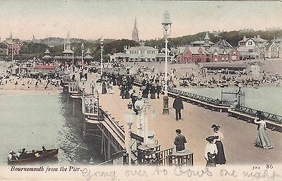 View From The Pier, BOURNEMOUTH, Hampshire