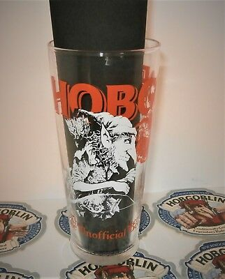 Single Hobgoblin Ltd Edition Pint Glass 20oz Brand New 100% Plus 6 beermats