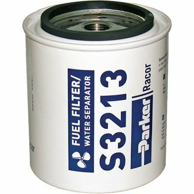 Racor S3213 Gas Fuel Filter Water Separator 10Mi. for Quicksilver Head B32013 MD