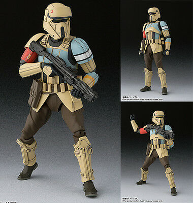 Rogue One: A Star Wars Story. Shoretrooper. S.h. Figuarts. Bandai