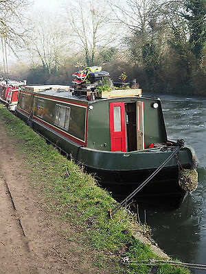 50ft Liveaboard Narrowboat