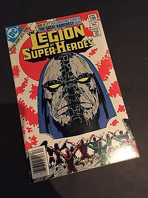 Legion Of Super Heroes 294 - Darkseid Cover - Canadian Newsstand Price Variant