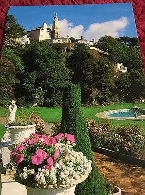 """The Hotel Portmeirion, Wales, Postcard, """"the Prisoner"""""""