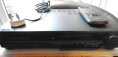 Akai VS-F310EK Video Recorder with Remote fully working