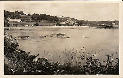 General View, ARCHIRONDEL, Jersey, Channel Islands RP