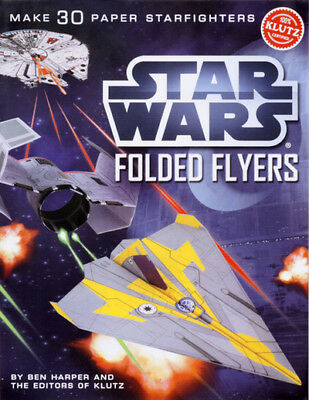 Klutz: Star Wars Folded Flyers by Ben Harper (Mixed media product)