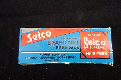 Beard Net - Seico Free Size Thick Elastic Beard Net - Free Post