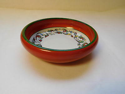 Signed Early Porsgrund Norway Pottery Bowl
