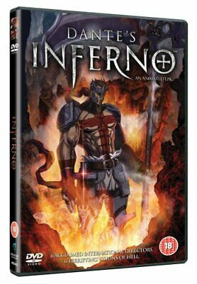 Dante's Inferno [DVD] [2009] - DVD  8SVG The Cheap Fast Free Post