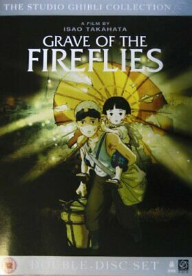 Grave of the Fireflies [DVD] - DVD  T6VG The Cheap Fast Free Post