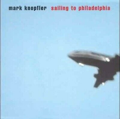 Mark Knopfler - Sailing To Philadelphia - Mark Knopfler CD Y0VG The Cheap Fast