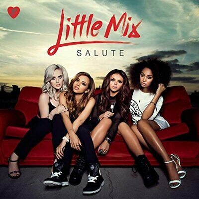 Little Mix - Salute - Little Mix CD JQVG The Cheap Fast Free Post The Cheap Fast