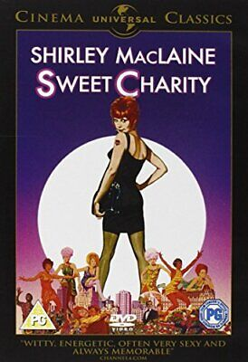 Sweet Charity [DVD] - DVD  OEVG The Cheap Fast Free Post