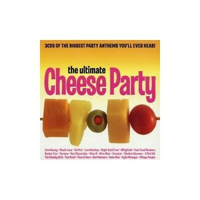 Various Artists - The Ultimate Cheese Party - Various Artists CD O6VG The Cheap