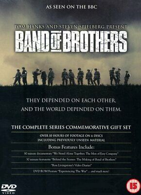 Band Of Brothers - Complete HBO Series Commemorative Gift Set (6 ... - DVD  86VG