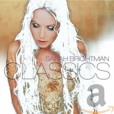 Classics - The Best of Sarah Brightman -  CD D0VG The Cheap Fast Free Post The