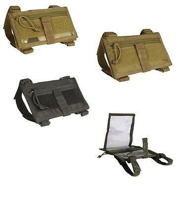 Viper Tactical Wrist Case Military Wallet Airsoft Hiking Army Map Pouch