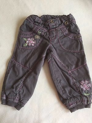 Baby Girls Clothes  12-18 Months-Cute Trousers-Combine Postage and  Save