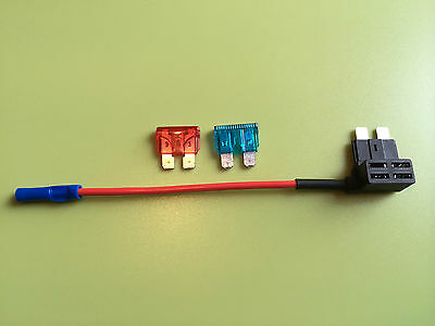 Ato / Atc Fuse Box Tap Add A Fuse Kit 1A To 40A  Flat Rate Ship