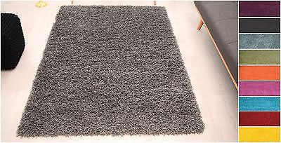 Small X Large Modern Shaggy Area Rugs Mat 5cm Thick Soft Pile Carpet Rug Runner
