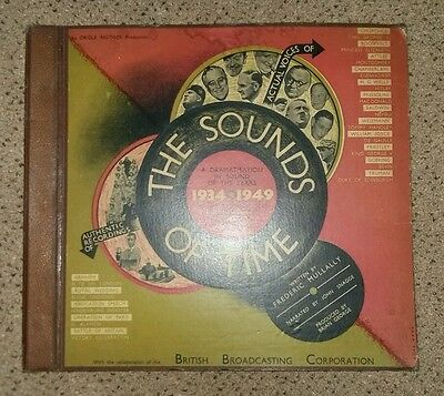 The Sounds of Time vinyl