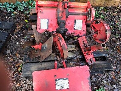 gravely tractor plow and cultivator