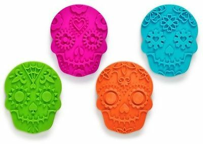 Sugar Skulls Cookie Cutters Fred Dia de los Muertos Day of Dead Day of the Dead