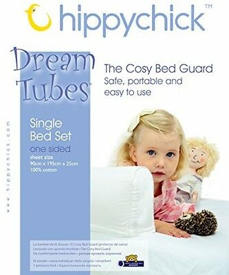 Hippychick Dream Tubes Bed Bumpers - Single Bed, One Tube Set