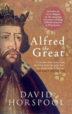 Alfred the Great by Horspool, David Book The Cheap Fast Free Post