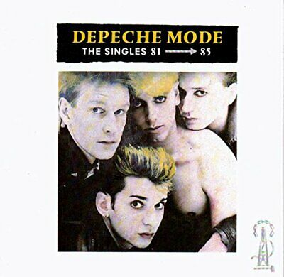 Depeche Mode - The Singles 81-85 - Depeche Mode CD AAVG The Cheap Fast Free Post