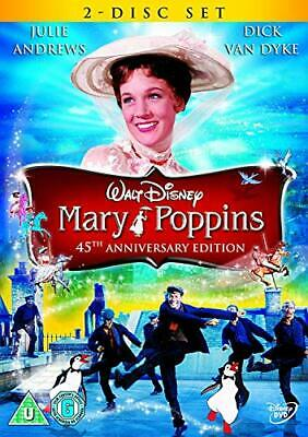 Mary Poppins [DVD] [1964] - DVD  3KVG The Cheap Fast Free Post