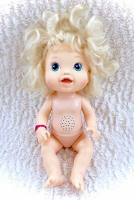 2012 Baby Alive Make Me Better Interactive Bilingual Retired English French Rare