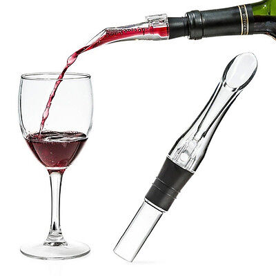 Practical Spout 1PC Accessories Acrylic Wine Pourer Aerator Decanter Portable