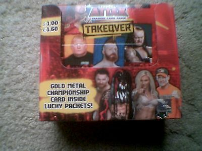 Topps Slam Attax Takeover  - NXT & NXT Rookie  Base Cards