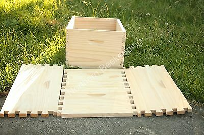 8 Frame Full Depth Super Bee Hive Box  Dovetail Beehive Pickup Available