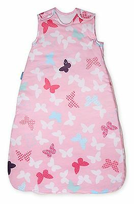 Grobag Baby Sleeping Bag - Butterfly 2.5 Tog (6-18 months)
